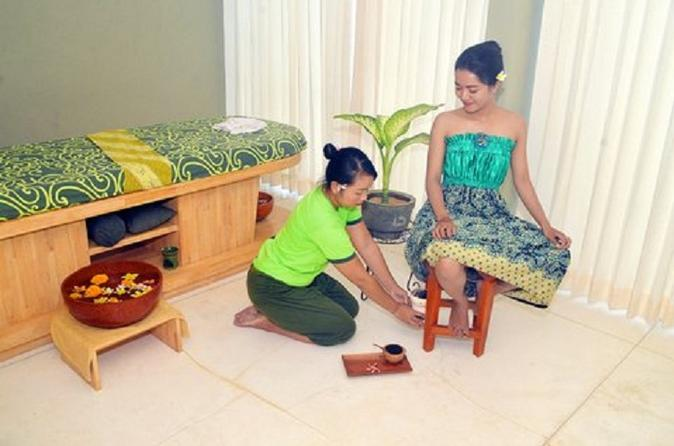 Ladies Ratus Treatment With Body Spa Including Hotel Pick Up (4 Hours Treatment) - Kuta