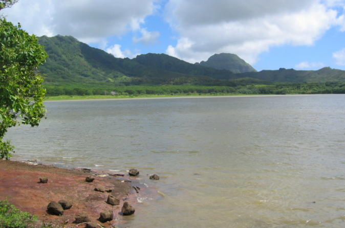 Fresh-Water Bass Fishing Trip on Kauai