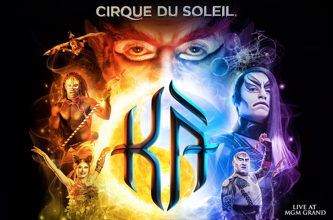 KÀ™ by Cirque du Soleil® at the MGM Grand Hotel and Casino