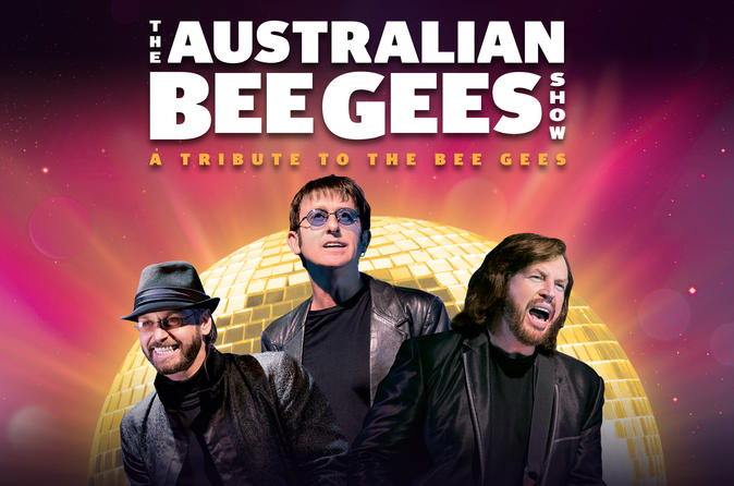 The Australian Bee Gees Show: um tributo aos Bee Gees no Hotel e Cassino Excalibur
