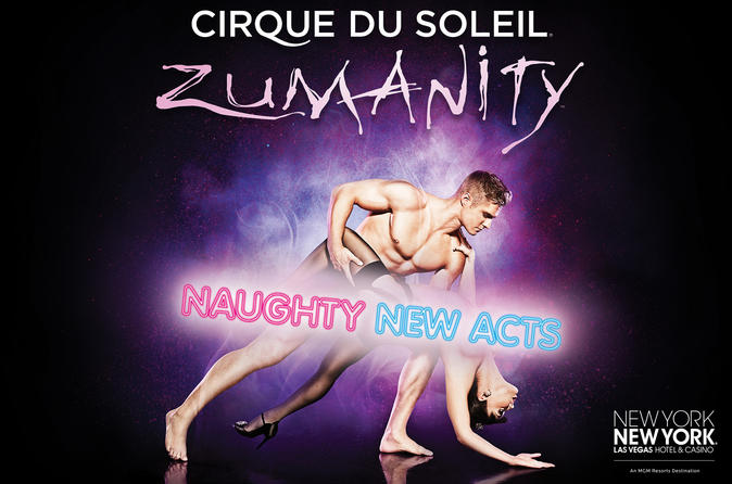 Zumanity™ door Cirque du Soleil® in New York-New York Hotel and Casino