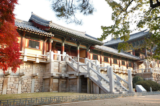 3-Day KORAIL Tour of Busan and Gyeongju from Seoul""