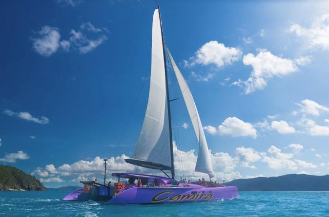 Whitsunday islands sailing adventure in whitsundays 553732
