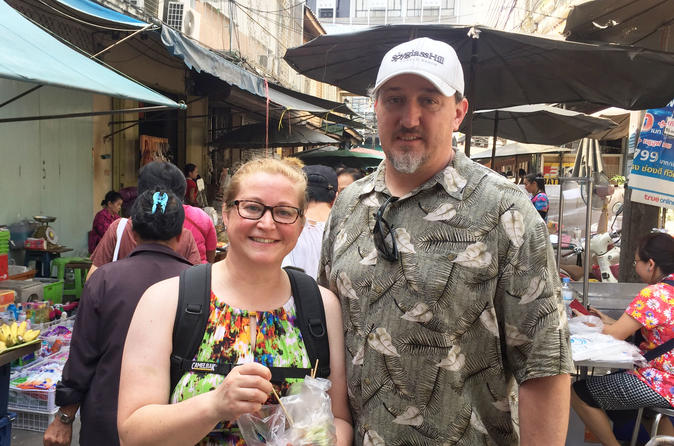 Bangkok Street Food And Canal Tour By Long Tail Boat