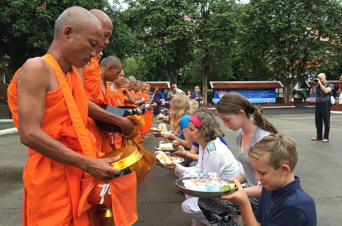Chiangmai Cultural Half day Trip