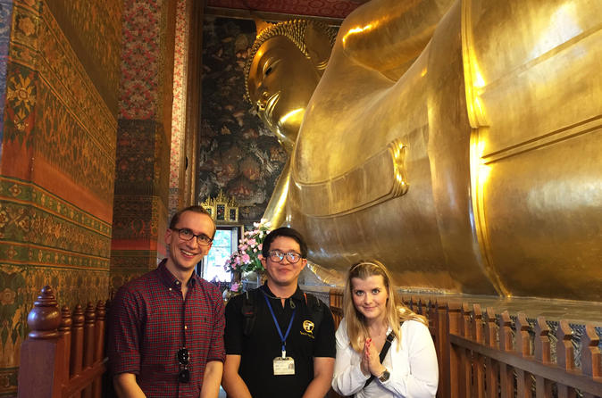 Private Thai Tour Guide in Bangkok (with Private air conditioned vehicle)