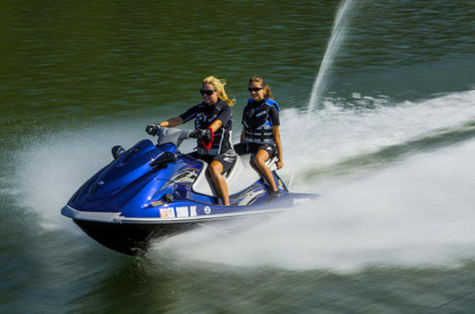 Lake Mead Jet Ski Experience from Las Vegas