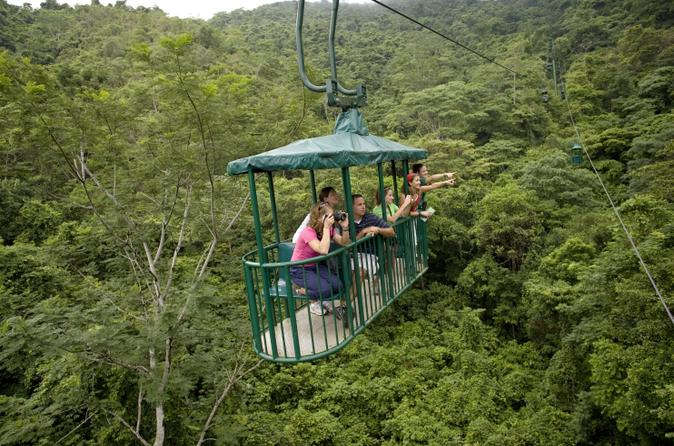 Aerial tram and zipline tour from jaco in jaco 172976