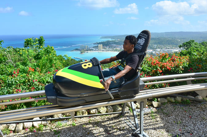 Jamaica bobsledding tour in montego bay 358451