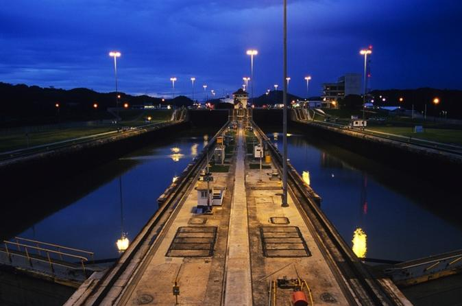 Panama City Tour and Miraflores Locks Full Day with Optional Lunch