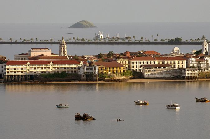 Panama City Tour And The Canal