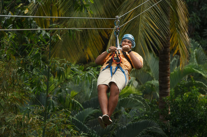 Rainforest Adventures St Lucia Aerial Tram and Zipline Tour, St. Lucia Tours, Travel & Activities