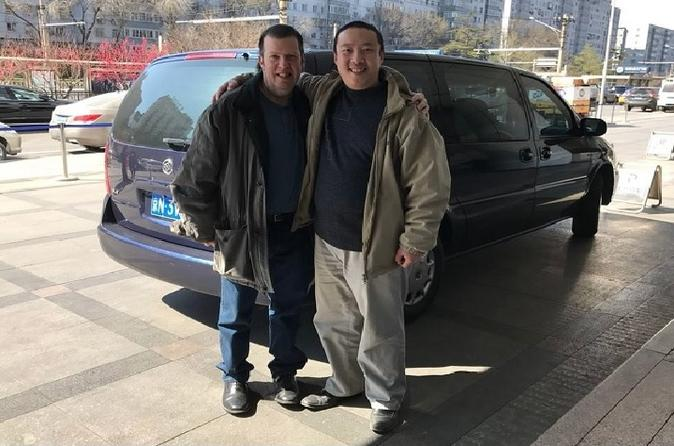 Car Service From Beijing Airport To Hotel With English Speaking Driver