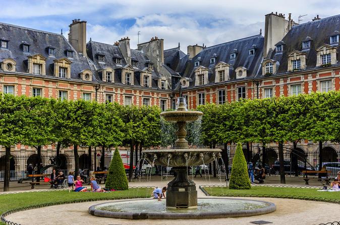 Le Marais Off the Beaten Track Paris Historical Small Group Tour
