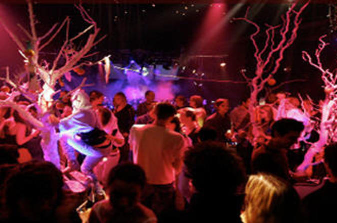 New york city nightclub tour viator - Decoration boite de nuit ...