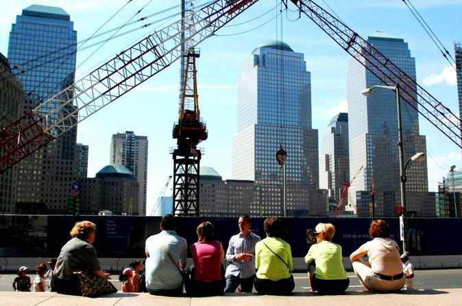 World trade center tour with optional 9 11 museum ticket in new york city 43648