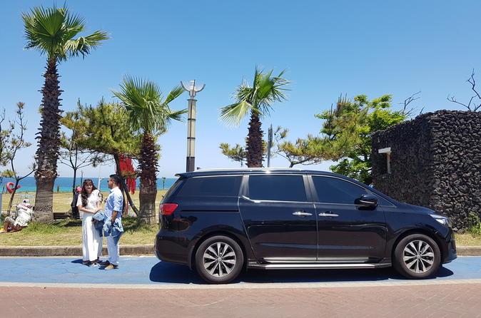 Custom private group tour of jeju island in jeju si 463542
