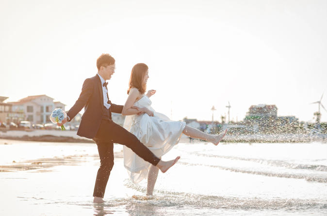Jeju outdoor wedding photography package in jeju si 460519