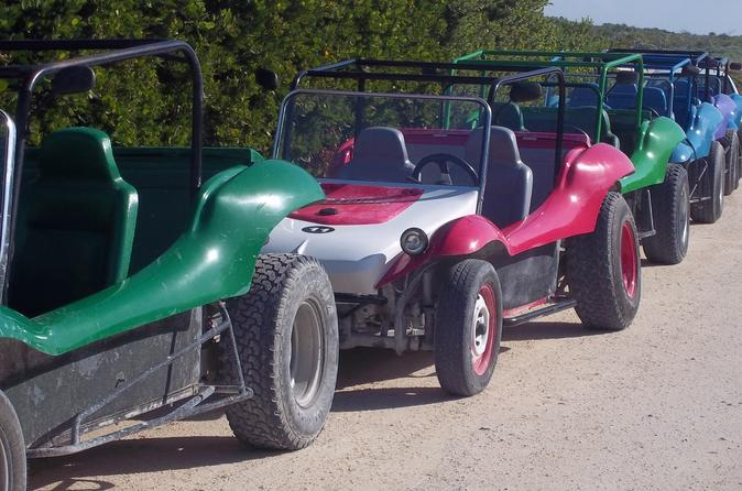 Dune Buggy Tour And Snorkeling At Punta Sur Including Lunch - Cozumel