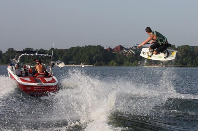 Water Ski, Slalom Ski, Wakeboard And Tube At Disney's Contemporary Resort - Orlando