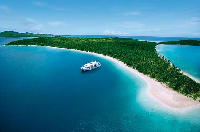 8-Day Blue Lagoon Paradise Cruise