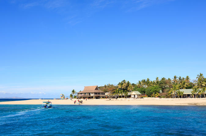 Beachcomber Island Day Cruise - Denarau Island