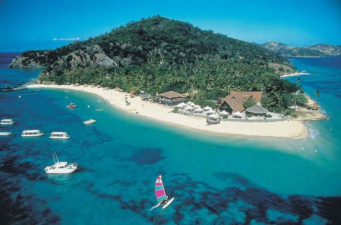 Castaway island day cruise in denarau island 46904