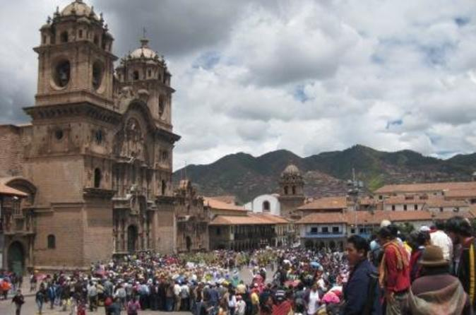 Cusco markets and ruins small group tour in cusco 43183