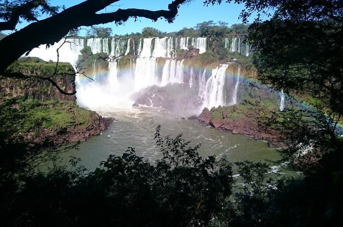 Excursão guiada para grupos pequenos no lado argentino das Cataratas do Iguaçu