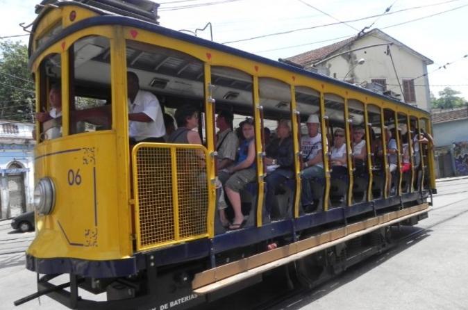 Excursão para grupos pequenos para descobrir Santa Teresa no Rio de Janeiro