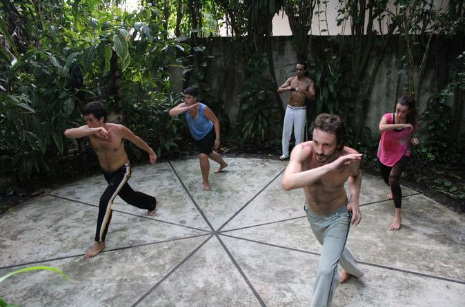 Morro de Sao Paulo Tour Including a Capoeira Class and Caipirinha