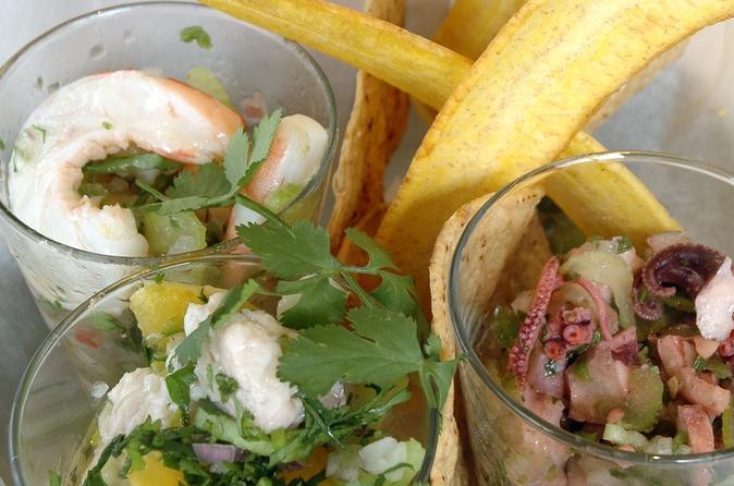 Sabor da Cidade do Panamá: excursão a pé com comida e bebida em Casco Viejo