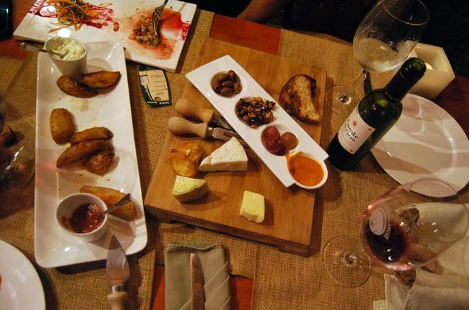 San Jose by Night with 3-course Dinner and Wine at a favorite local restaurant