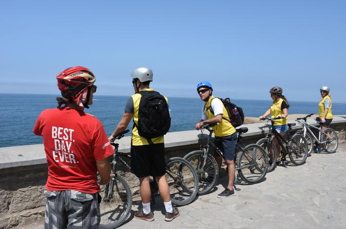 Small group lima coast bike tour in lima 530626