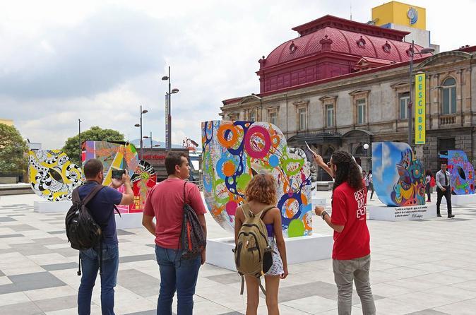 Total San Jose Tour: Bites and Sights Including Columbian Gold Museum Visit