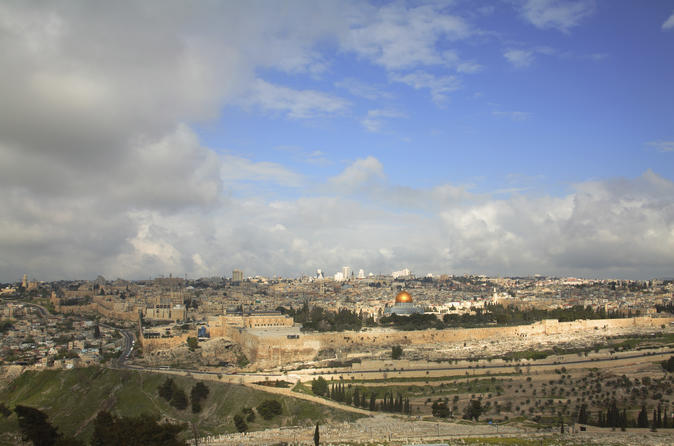 Private tour : Jerusalem Old city day trip from Tel Aviv
