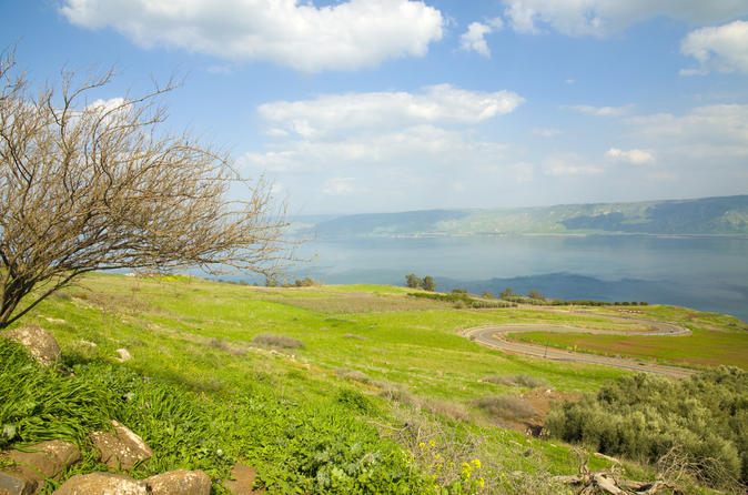 Sacred Jewish Sites Tour from Jerusalem: Tiberias, Safed and Mount Meron
