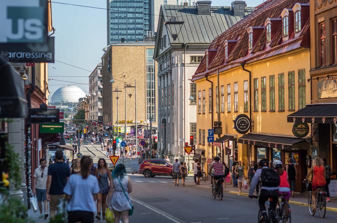 Södermalm Bike Tour