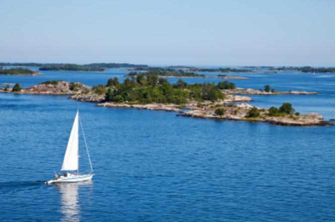 Stockholm Archipelago Sailing Adventure