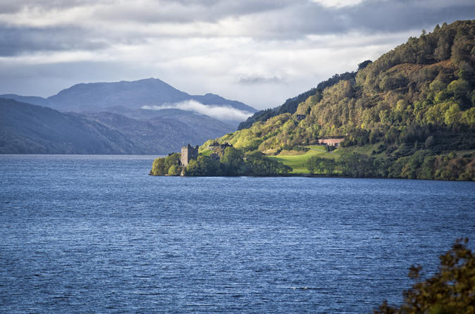 5-Day Isle of Skye, Loch Ness and the Jacobite Steam Train from Edinburgh
