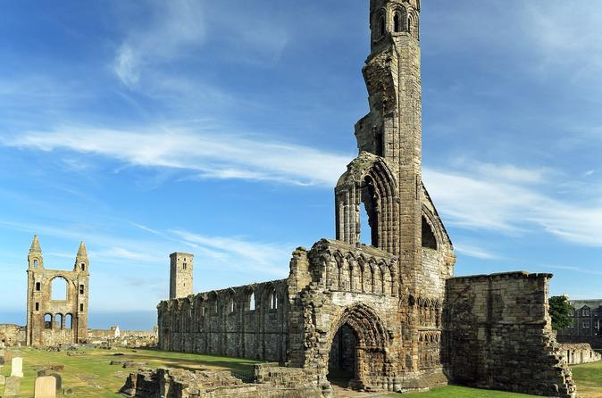 St Andrews Day Trip from Edinburgh