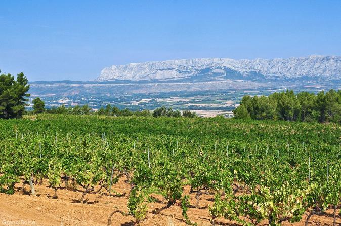 Half Day Wine Tour In Côtes De Provence Sainte-Victoire From Aix En Provence - Aix-en-provence