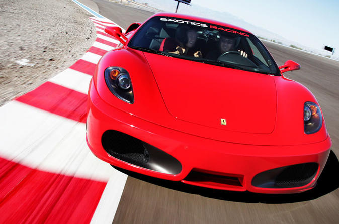 Exotic Car Driving Experience Package In Las Vegas 2019