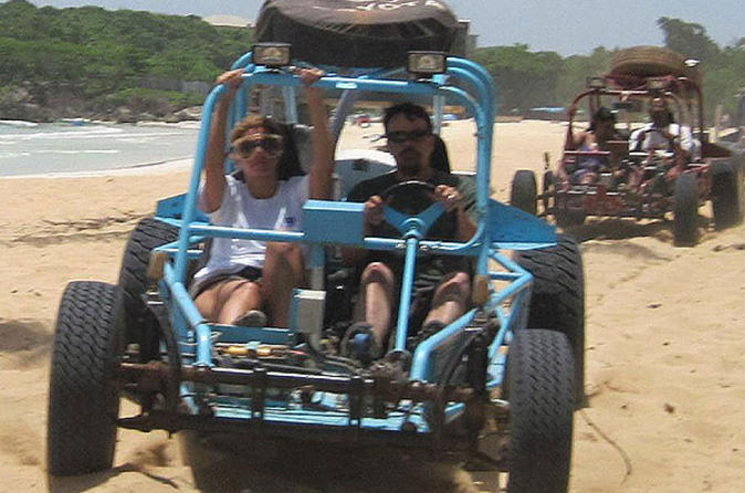 Punta Cana Half-Day Dune Buggy Adventure