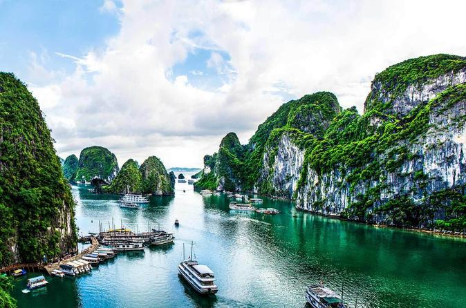 Halong bay 1 day cruise with kayaking from hanoi in hanoi 459635