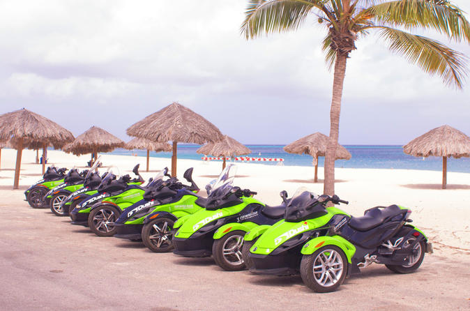 Aruba Spyder Tour