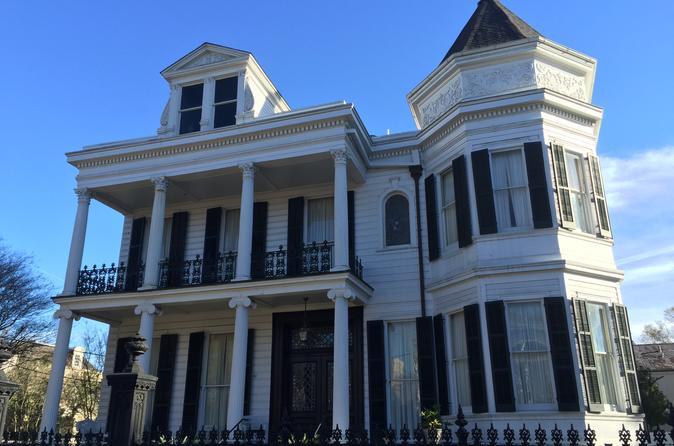 New Orleans Garden District Architecture Tour