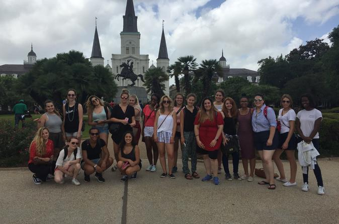 Private French Quarter Sights and Stories Tour