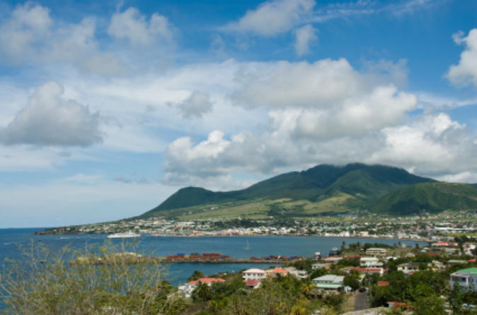 St Kitts Shore Excursion: Panoramic Tour with Optional Brimstone Hill Fortress Visit