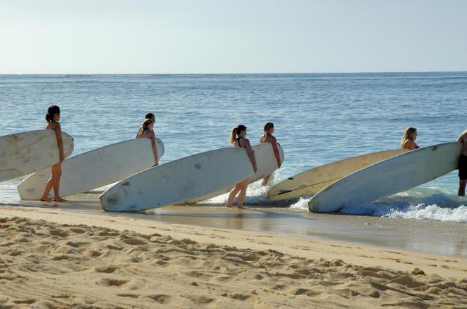 Puerto Rico Surf Lesson